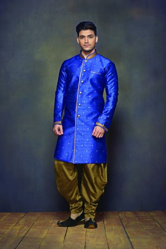 Mens Indo-Kurta Set.